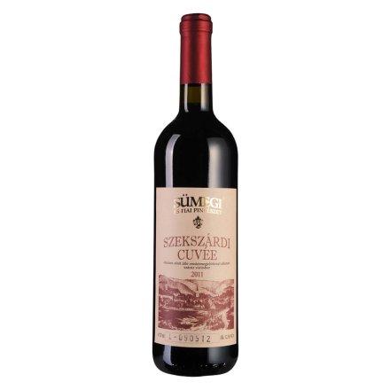 匈牙利圣伊斯特万干红葡萄酒750ml