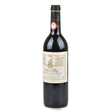 (清仓)法国黑骑士干红葡萄酒