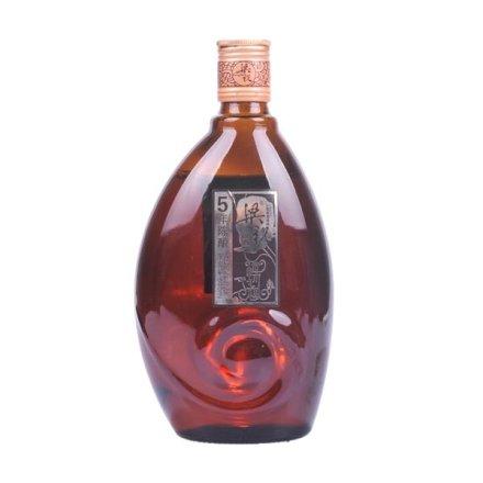 (清仓)12°梁祝黄酒5年陈酿(半干型)500ml