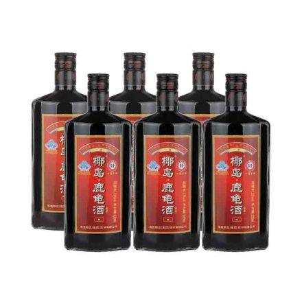 33°一星椰岛鹿龟酒500ml(6瓶装)