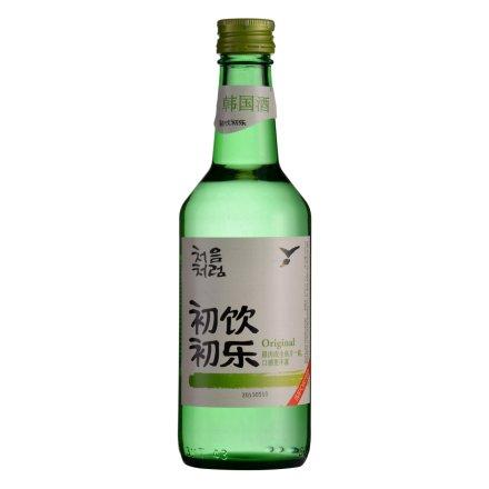 19°韩国初饮初乐烧酒360ml