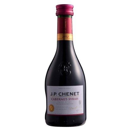 【清仓】法国香奈赤霞珠-西拉干红葡萄酒187ml