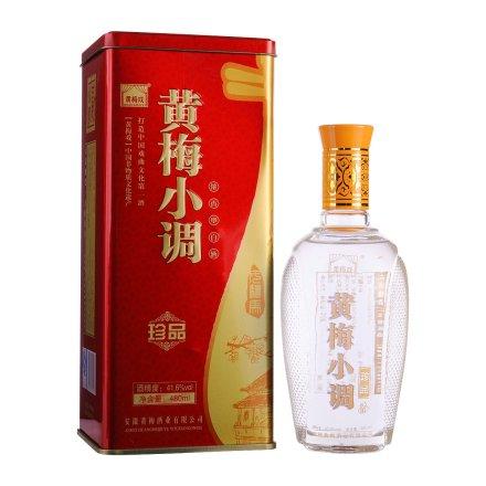 41.6°黄梅小调珍品酒480ml