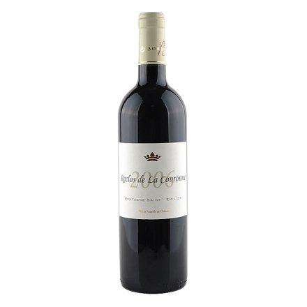 【清仓】法国花冠庄红葡萄酒