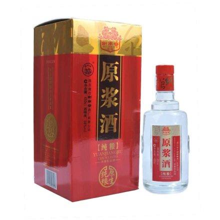 (清仓)38°剑南春绵竹牌原浆酒450ml