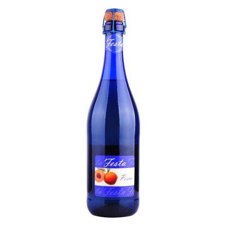 意大利菲丝她蓝冰低醇起泡葡萄酒鲜桃味