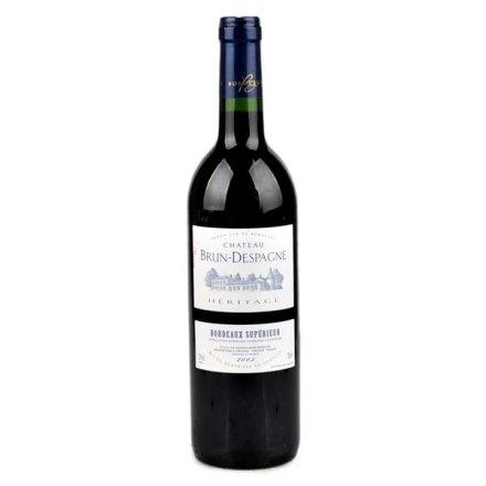 (清仓)法国朗爵红葡萄酒