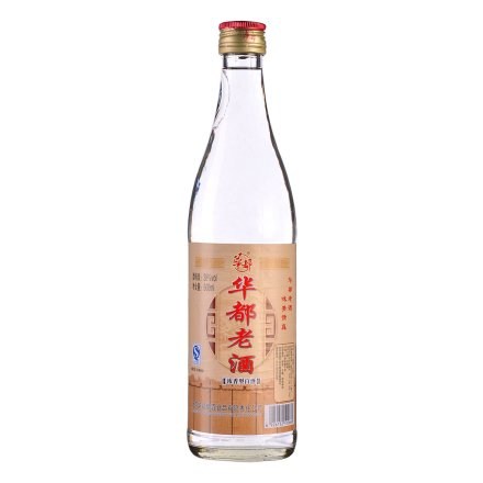 【清仓】38°华都老酒500ml