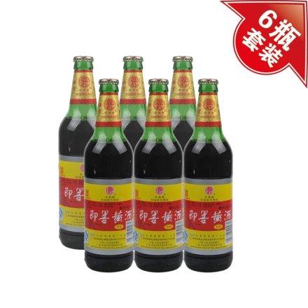8.5°即墨老酒祥和470ml(6瓶装)