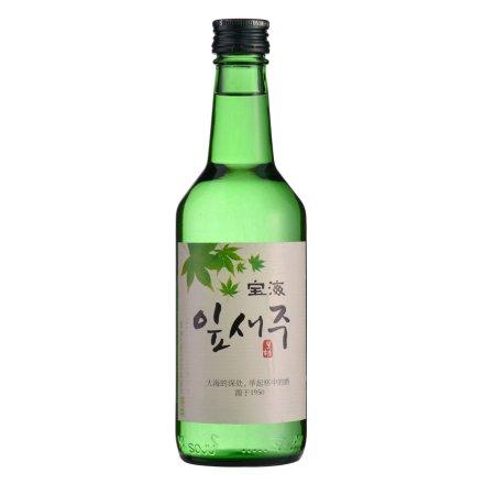 19°韩国宝海枫叶烧酒360ml