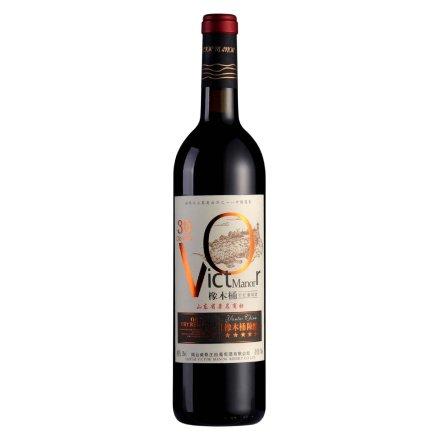 威泰橡木桶陈酿干红葡萄酒750ml