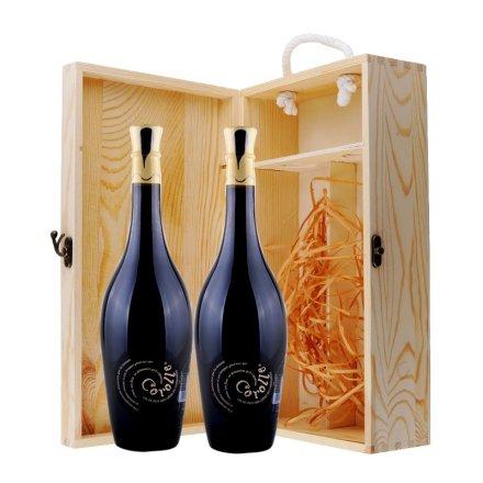 时尚魅影法国红酒礼盒