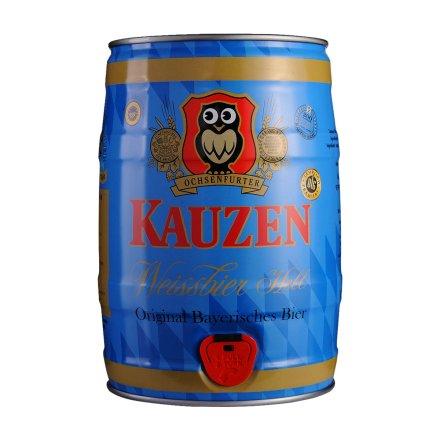 德国凯泽巴伐利亚州白啤酒5L