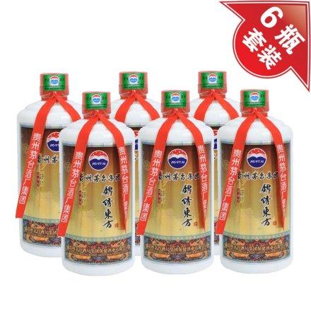 52°锦绣东方酒500ml(6瓶装)