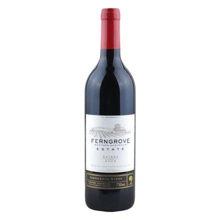 澳大利亚芬格富庄园西拉干红葡萄酒