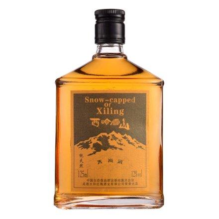 12°西岭雪山青梅酒125ml