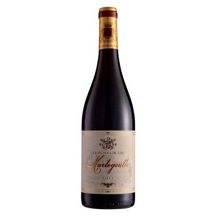 【清仓】法国玫瑰山庄红葡萄酒750ml