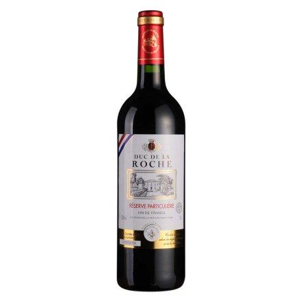 【清仓】法国杜克伯爵窖藏干红葡萄酒