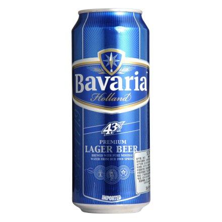 荷兰宝龙特醇啤酒500ml