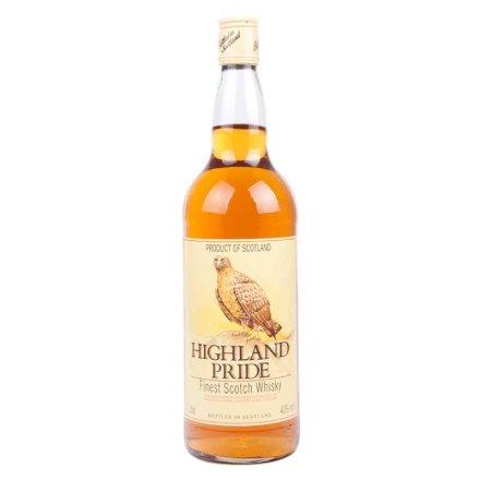 (清仓)40°英国高山鹰苏格兰威士忌1000ml
