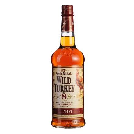 50.5°威凤凰波本8年威士忌700ml