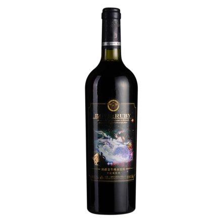 中国澜爵金牛座赤霞珠干红葡萄酒