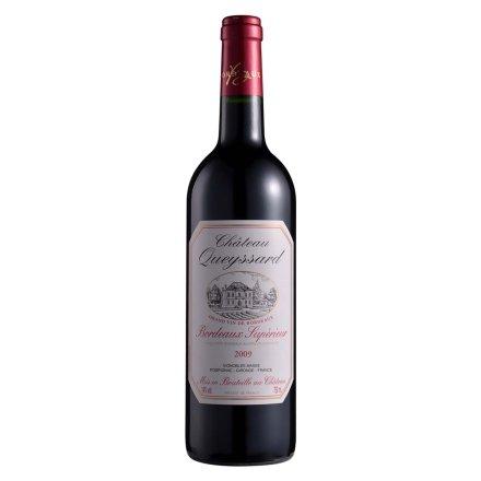 法国超级波尔多AOC凯撒干红葡萄酒2009  750ml