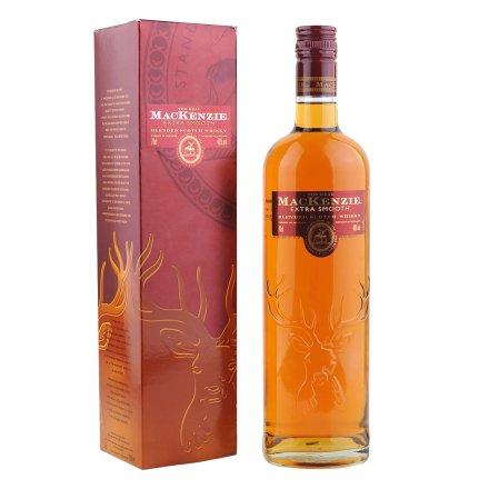 40°英国麦肯思调配苏格兰威士忌700ml