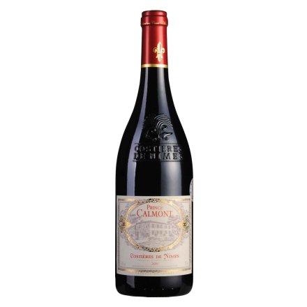 法国卡门王子红葡萄酒750ml