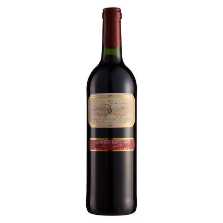 法国博瑞斯赤霞珠红葡萄酒750ml