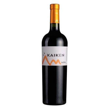 阿根廷开肯珍藏玛尔贝干红葡萄酒