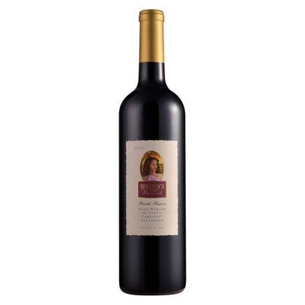 【清仓】美国四姊妹赤霞珠2011干红葡萄酒750ml