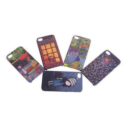 几米漫画系列IPHONE4/4S手机保护套