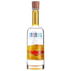 【老酒特卖】38°漂流瓶酒350ml(亲情瓶)(2014年)