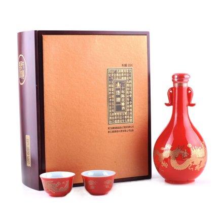 14°塔牌中国红二十年陈花雕酒500ml