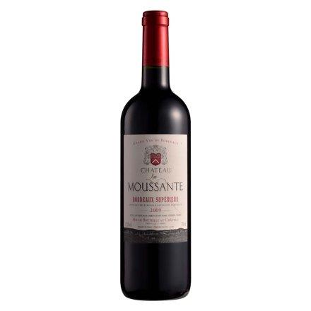 法国慕萨特庄园干红葡萄酒750ml