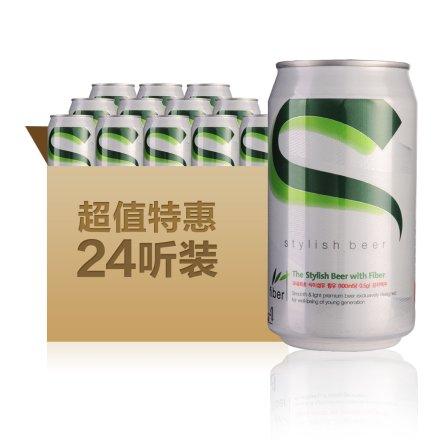 韩国海特超爽啤酒355ml(24瓶装)