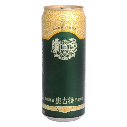 【清仓】青岛啤酒奥古特500ml