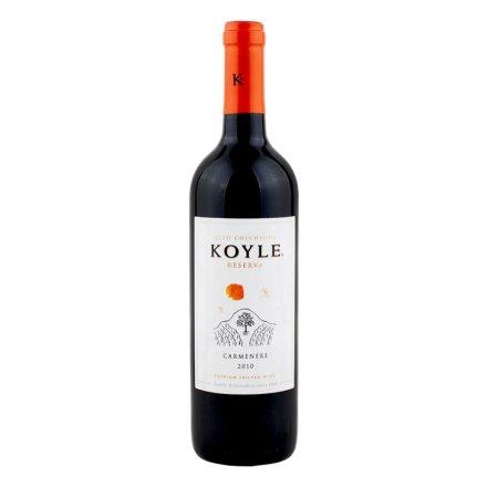 智利柯莱窖藏卡曼尼干红葡萄酒