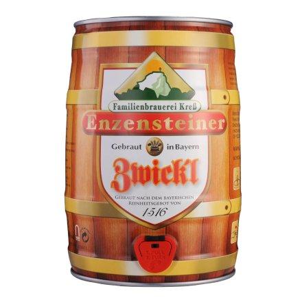 德国窖藏琥珀啤酒5L