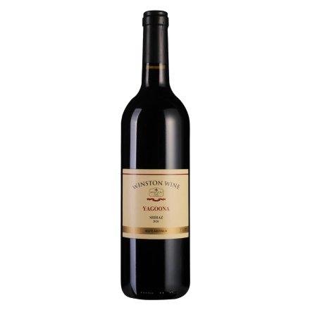 【清仓】澳大利亚威士顿雅古娜干红葡萄酒750ml