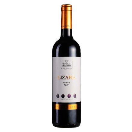 【清仓】西班牙丽赞纳红葡萄酒750ml