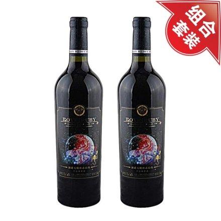 澜爵天蝎座+天蝎座赤霞珠干红葡萄酒
