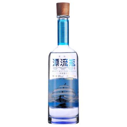 38°漂流瓶酒350ml(友情瓶)