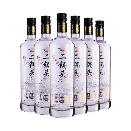 (清仓)52°牛栏山二锅头特牛700ml(6瓶装)