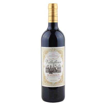 法国花之乡干红葡萄酒
