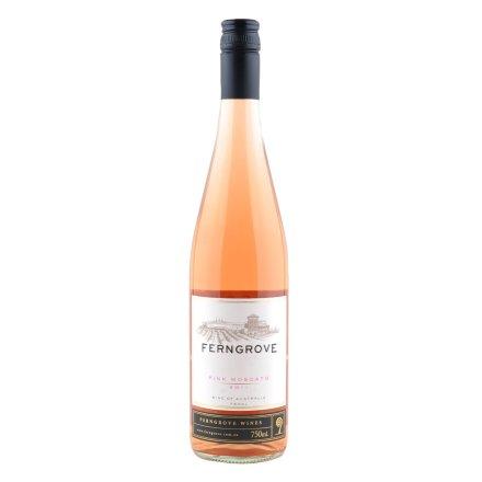 澳大利亚芬格富玫瑰气泡酒