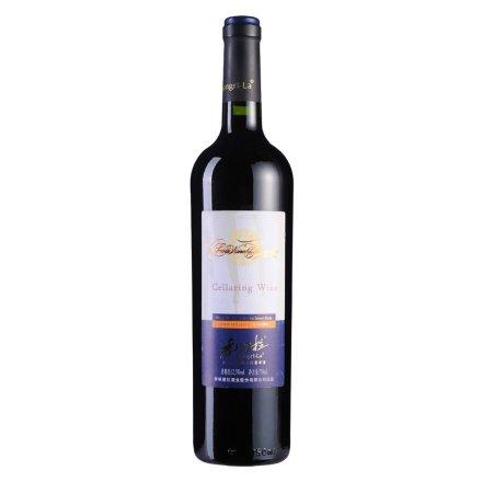 中国香格里拉优选级·窖藏干红葡萄酒
