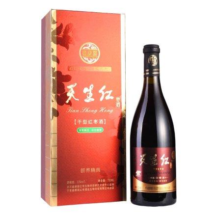 12°天生红枣酒颐养精典750ml