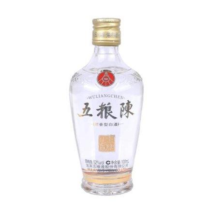 (清仓)52°五粮陈佳酿100ml
